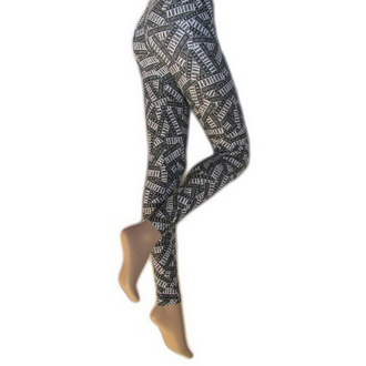 pants women (leggings) Legwear - Parental Advisory, LEGWEAR