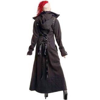 coat women's POIZEN INDUSTRIES - Raven, POIZEN INDUSTRIES