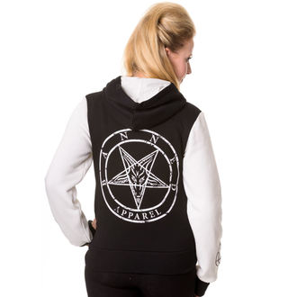 hoodie women's - Black - BANNED, BANNED