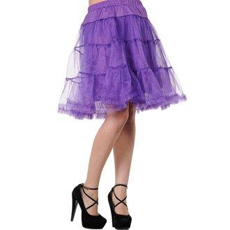 skirt women's (petticoat) BANNED - Purple, BANNED