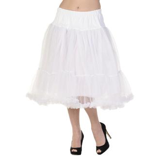 skirt women's (petticoat) BANNED - White - SBN210