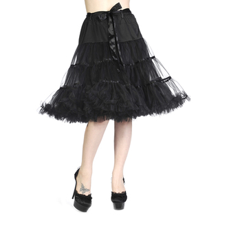 skirt women's (petticoat) BANNED - Black, BANNED