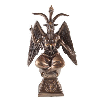 decoration Baphomet - Bronze - D0434B4