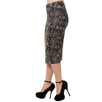 skirt women's BANNED - Black - SBN242