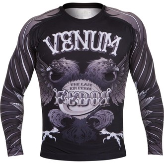 t-shirt street men's - Eagle Fedor Rashguard - VENUM, VENUM