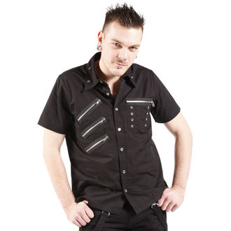 shirt men DEAD THREADS - Black