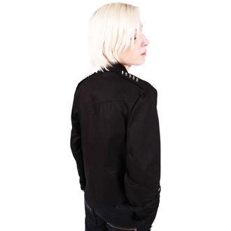 spring/fall jacket women's - Black - DEAD THREADS, DEAD THREADS