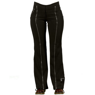 pants women DEAD THREADS - Black - LP217