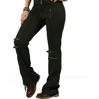 pants women DEAD THREADS - Black - LP219