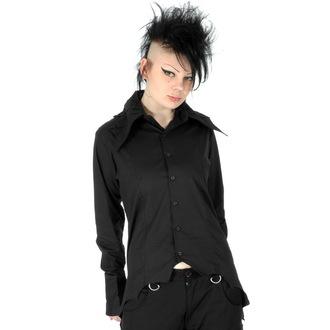 shirt women's DEAD THREADS - Black - LS1102