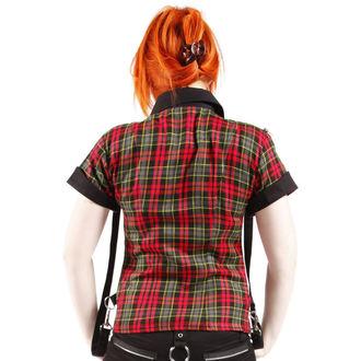 shirt women's DEAD Threads - Red / Black, DEAD THREADS