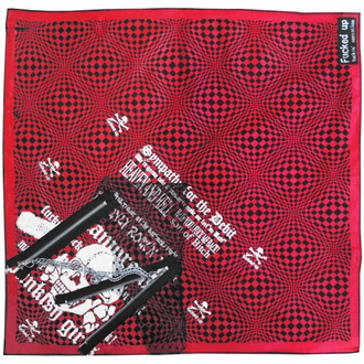 kerchief DEAD Threads - Red, DEAD THREADS