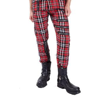 pants men DEAD THREADS - Red - TT9460