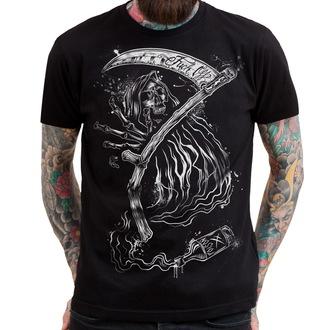 t-shirt hardcore men's - Reapinkg Hook - HYRAW - HY084