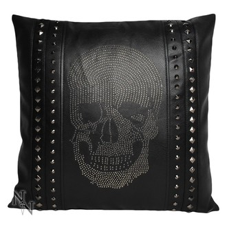 pillow Rhinestone Skull
