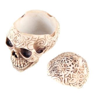 decoration (box) Celtic Skull - NEM2017