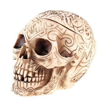 decoration (box) Celtic Skull - NEM2017