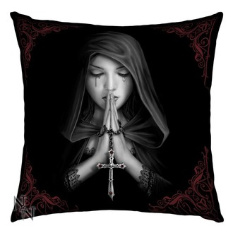 pillow ANNE STOKES - Cushion Gothic Prayer - NOW8112