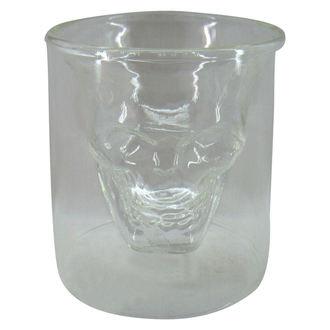 glass Skull Shot - U1333D5