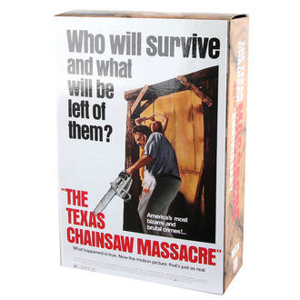 figurine Texas Chainsaw Massacre - Anniversary Ultimate Leatherface - NECA39748