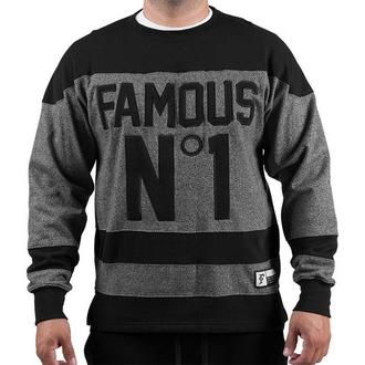 sweatshirt (no hood) men's - Ht Trick - FAMOUS STARS & STRAPS, FAMOUS STARS & STRAPS