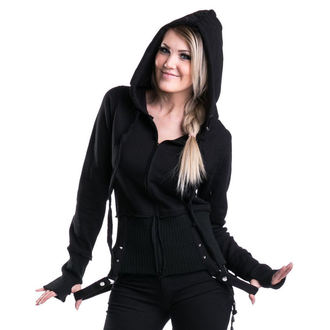 hoodie women's - Kaya - HEARTLESS