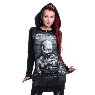 hoodie women's - Mr Meth - HEARTLESS - POI486
