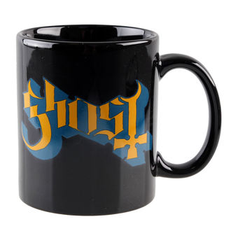 cup Ghost - Logo - ROCK OFF, ROCK OFF, Ghost