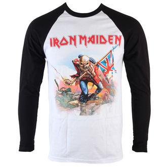 t-shirt metal men's Iron Maiden - Trooper - ROCK OFF, ROCK OFF, Iron Maiden