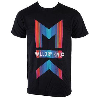 t-shirt metal men's Mallory Knox - Asymmetry - ROCK OFF, ROCK OFF, Mallory Knox