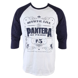 t-shirt metal men's Pantera - 101 Proof - ROCK OFF, ROCK OFF, Pantera