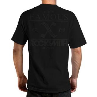 t-shirt street men's - Boroughs - FAMOUS STARS & STRAPS - Black