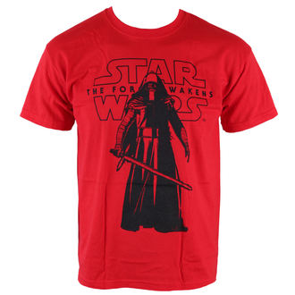 film t-shirt men's Star Wars - Kylo Ren Standing Fotl - LIVE NATION - PE12620TSCP