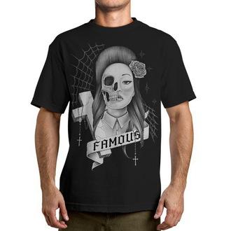 t-shirt street men's - Sinister - FAMOUS STARS & STRAPS, FAMOUS STARS & STRAPS