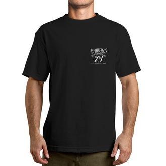 t-shirt street men's - Usugrow New Life - FAMOUS STARS & STRAPS - Black