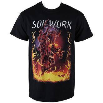 t-shirt metal men's SoilWork - Sledgehammer Messiah - RAZAMATAZ, RAZAMATAZ, SoilWork