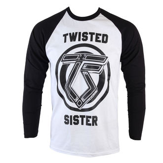 t-shirt metal men's Twisted Sister - Logo - RAZAMATAZ - CL1921