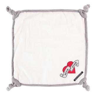 snuggle blanket (tuttle) ROCK STAR BABY - Heart a wings, ROCK STAR BABY