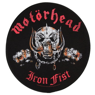 patch large Motörhead - Iron Fist - RAZAMATAZ, RAZAMATAZ, Motörhead
