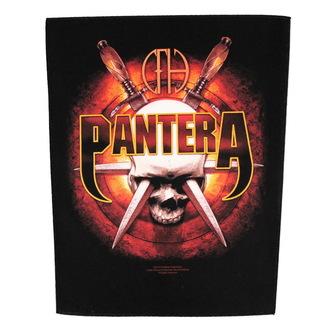 patch large Pantera - Skull Knives - RAZAMATAZ, RAZAMATAZ, Pantera