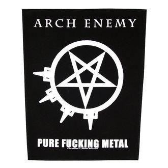 patch large Arch Enemy - Pure Fucking Metal - RAZAMATAZ, RAZAMATAZ, Arch Enemy