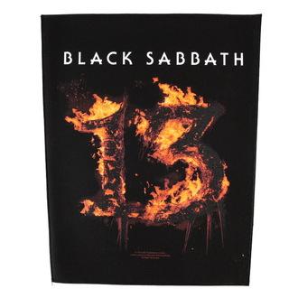 patch large Black Sabbath - 13 - RAZAMATAZ, RAZAMATAZ, Black Sabbath