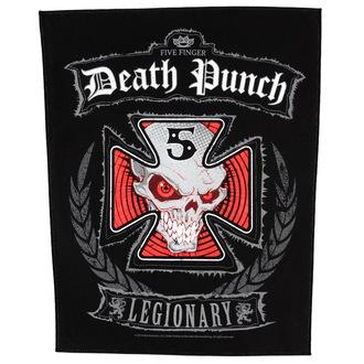 patch large Five Finger Death Punch - Legionary - RAZAMATAZ, RAZAMATAZ, Five Finger Death Punch