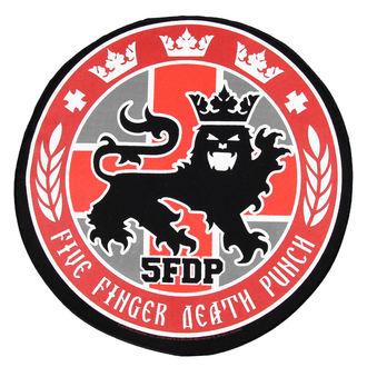 patch large Five Finger Death Punch - Legionary Seal - RAZAMATAZ, RAZAMATAZ, Five Finger Death Punch