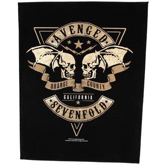 patch large Avenged Sevenfold - Orange County - RAZAMATAZ, RAZAMATAZ, Avenged Sevenfold