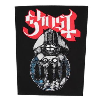 patch large Ghost - Papa Warriors - RAZAMATAZ, RAZAMATAZ, Ghost