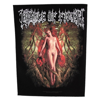 patch large Cradle of Filth - Deflowering The Maidenhead - RAZAMATAZ, RAZAMATAZ, Cradle of Filth