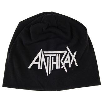 beanie Anthrax - Logo - RAZAMATAZ