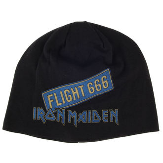 beanie Iron Maiden - Flight 666, RAZAMATAZ, Iron Maiden