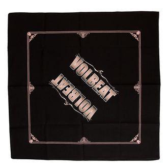 kerchief Volbeat - Raven Logo - RAZAMATAZ, RAZAMATAZ, Volbeat